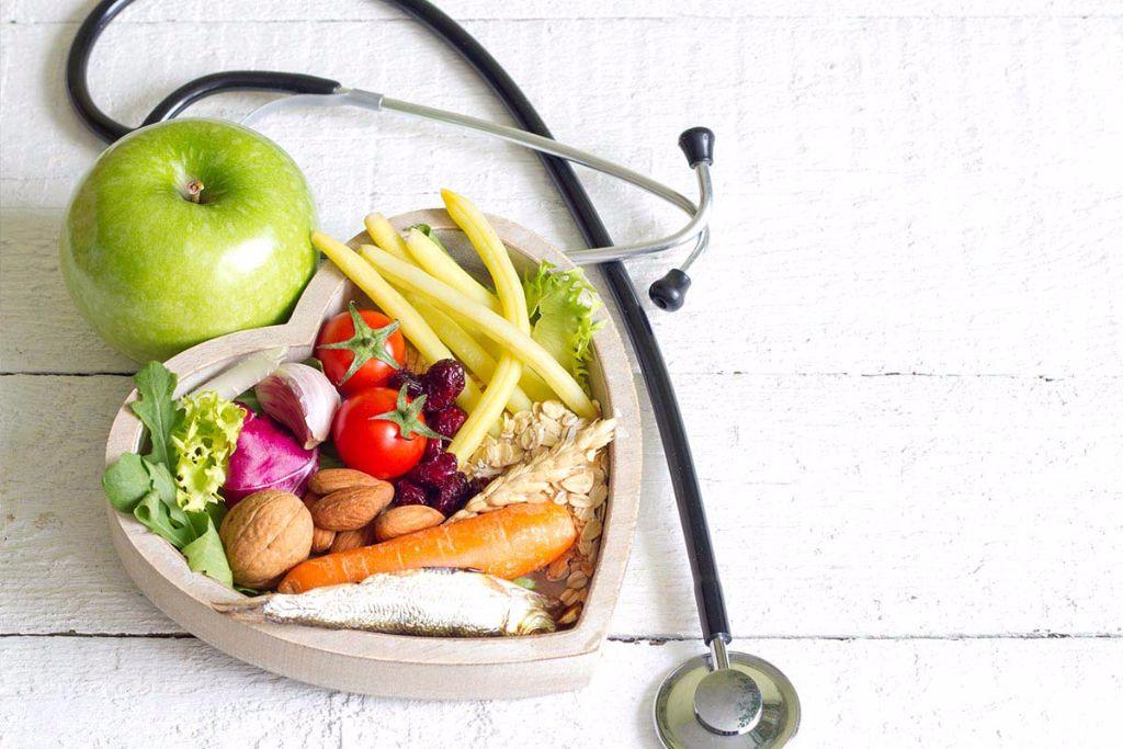 Питание для больных сахарным диабетом после инсульта